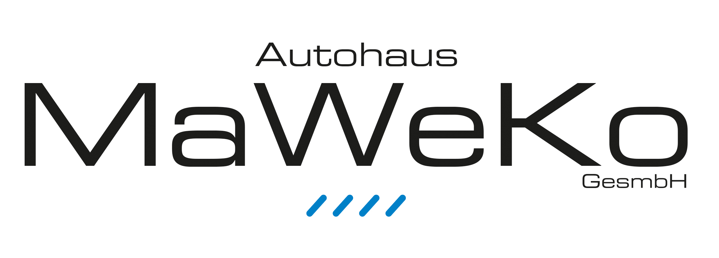 Logo Autohaus MaWeKo Ges.m.b.H.